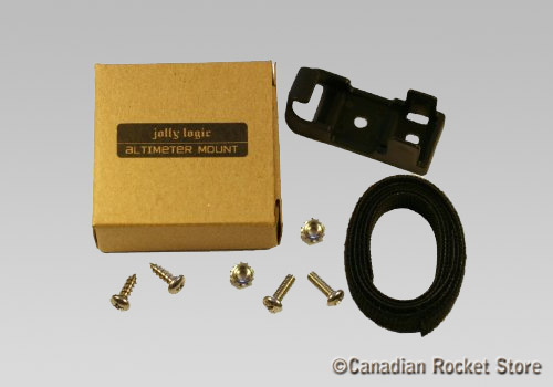 Snap Mount for Jolly Logic Altimeters